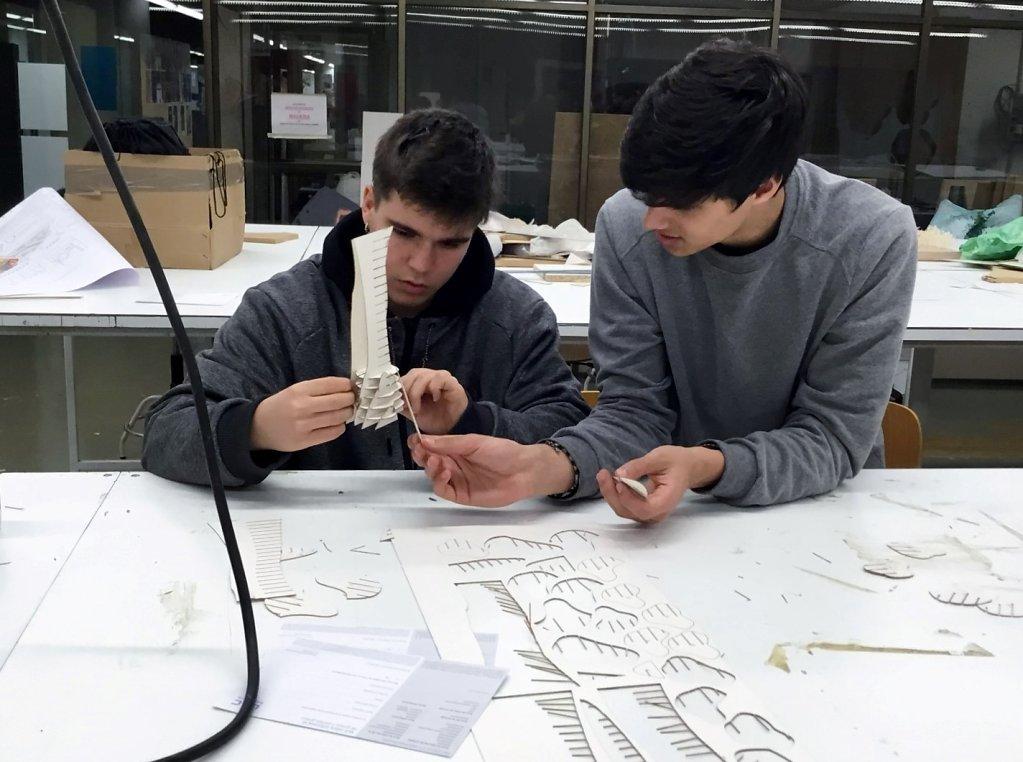 Dibuix Tècnic a la UIC